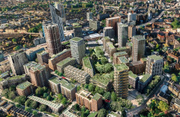 Photo of city associated to the article Institutional investment in residential real estate